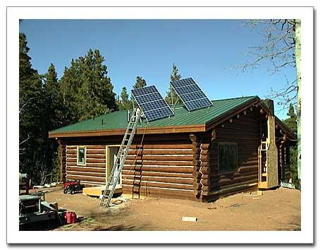 Our Colorado Mountain Cabin