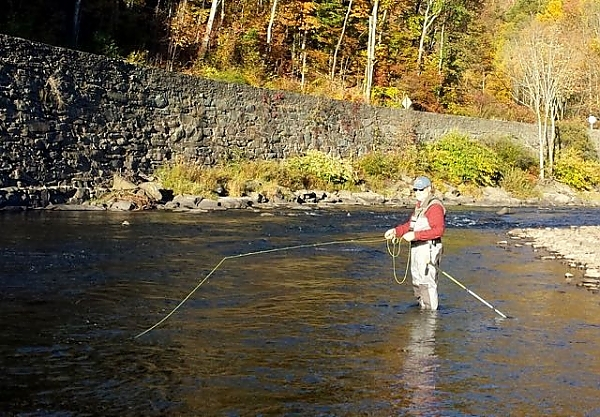 Rick 39 s ramblings for Roscoe ny fishing