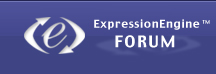 ExpressionEngine Forums