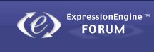 ExpressionEngine Forums